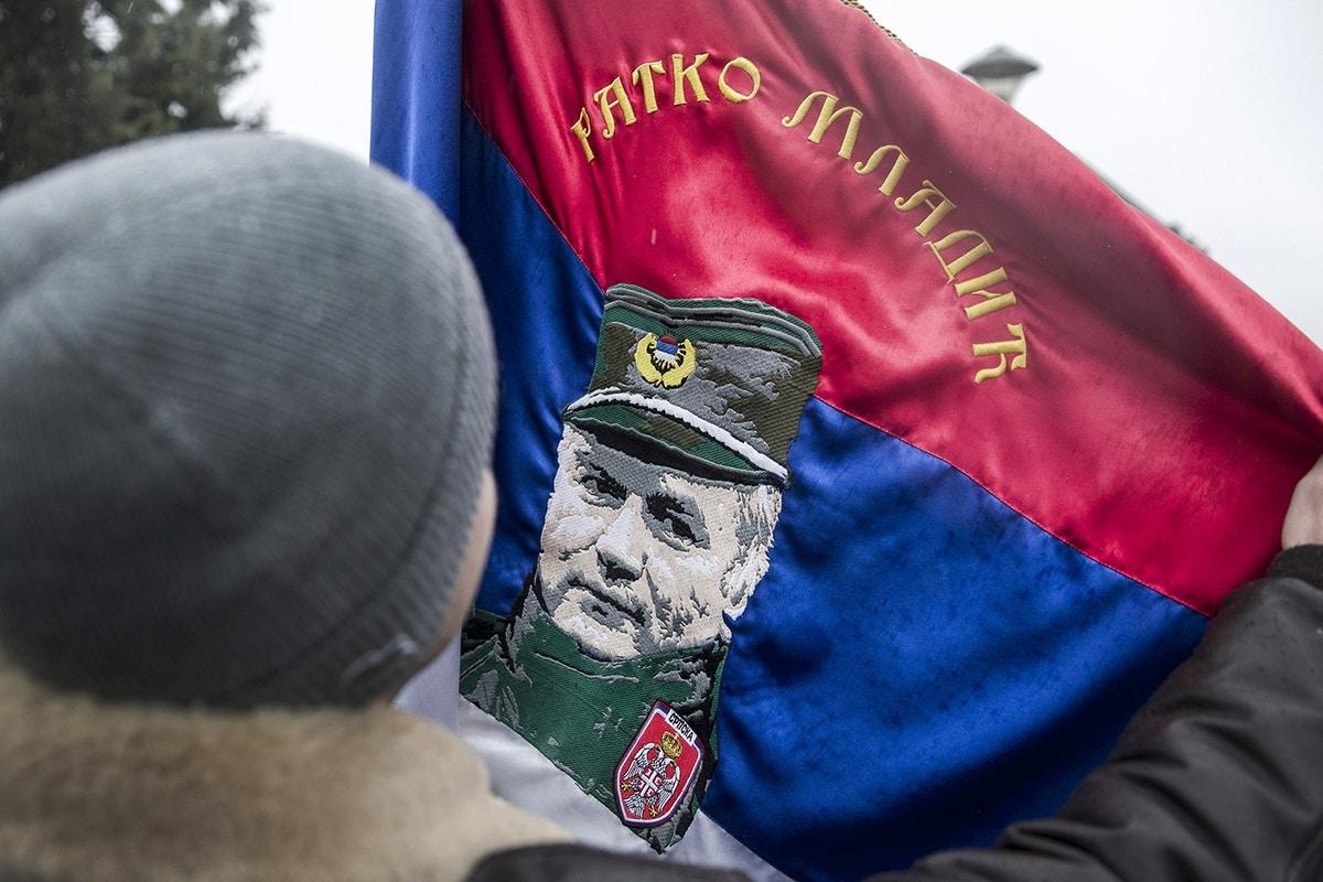 Genocide denial Ejub Kostic